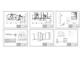Готовые чертежи Проекты инженерных коммуникаций в формате  Курсовая работа Водопровод и канализация безлифтового жилого дома