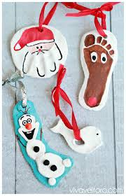 Salt dough ornaments - an easy and inexpensive craft to do with your kids  this holiday