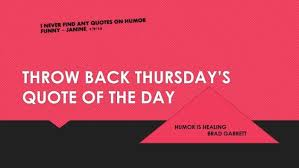 Tbt Quotes Fascinating 48 Famous Tbt Quotes Sayings About Throwback Thursday Parryz
