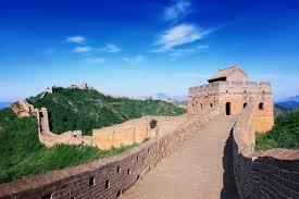 great wall of china wallpaper bespoke