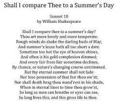 sonnet final unit lessons teach write a poem visihow