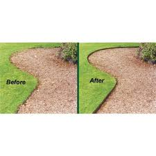 steel lawn edging 4 inches high 16 feet from sportys preferred living