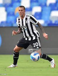 Federico Bernardeschi of Juventus in action during the Serie A match...  Foto di attualità - Getty Images