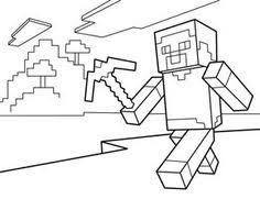 Small Picture Minecraft Coloring Pages Video Game Coloring Pages Pinterest
