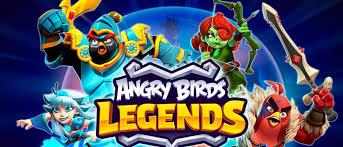 Los Angry Birds no se rinden: Rovio tiene nuevo juego de los pájaros  enfadados, un RPG de cartas