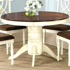 dining tables 48 round dining table with leaves pedestal beautiful origami drop leaf oval ro