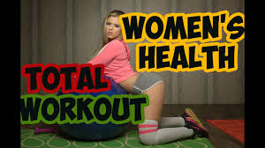 women s health total workout with amy dixon