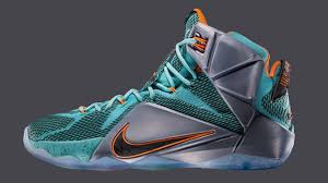 lebron james shoes 12. nike releases newest lebron james signature shoe in 12 | nba sporting news lebron shoes h