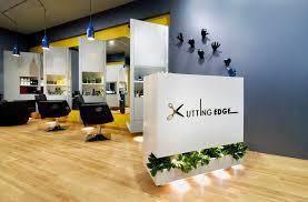Hair Cutting Salon Interior Design Cutting Edge The Crossboundaries Archello