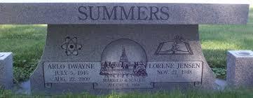 Arlo Dwayne Summers (1946-2009) - Find A Grave Memorial