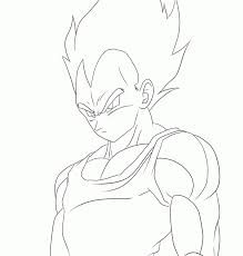 Goku And Vegeta Coloring Pages Fiscalreform Unique Dragon Ball Z