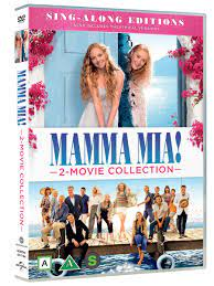 Kaufe Mamma Mia 1 & 2 collection - Collectors Edition - DVD