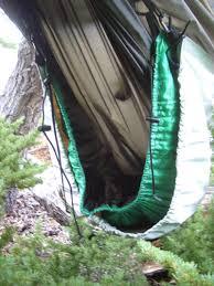 2007 Jacks 'R' Better Nest Down Under Quilt REVIEW - Backpacking Light & 2007 Jacks 'R' Better Nest Down Under Quilt REVIEW - 5 Adamdwight.com