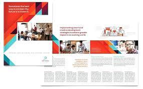 Bi Fold Brochure Publisher Template Bi Fold Brochure