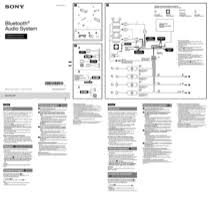 wiring harness sony mex bt3100p basic guide wiring diagram \u2022 Sony MEX 5000 BT sony mex bt3100p operating instructions page 9 free pdf download rh manualagent com car stereo car stereo