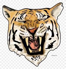 1477x1550 laugh tiger face clipart png tiger face png