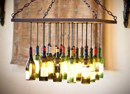 how to make chandelier from old wine bottles tos diy beer bottle kit