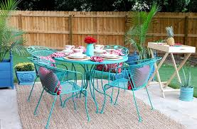 best spray paint for metal patio furniture
