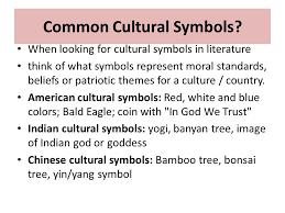 symbol in literature dr husniah sahamid ppt video online common cultural symbols