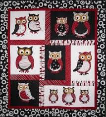 owls in tree...I'd like to use this idea to make a mini-quilt wall ... & I'd like to use this idea to make a mini-quilt wall hanging for Shelby's  room! | Owl Hoo ? | Pinterest | Owl patterns, Patterns and Trees Adamdwight.com