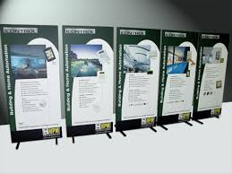 Free Standing Display Board Custom Built Displays 27