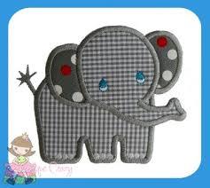 Diseño de apliques elefante bebé por AppliqueCrazy en Etsy ... & Baby Elephant Applique design by AppliqueCrazy on Etsy Adamdwight.com
