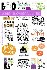 Download 5,215 cute halloween free vectors. 15 Free Halloween Svg Files The Kingston Home