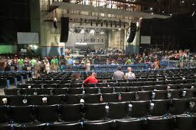 Riverbend Music Center Section 700 Row Nn Seat 724