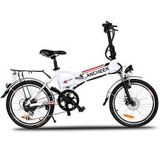 Cyclamatic Bike Lights Ancheer 20 Inch Wheel Folding Electric Bike Price Features