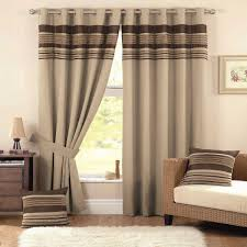Superior Simple Modern Bedroom Design With Wood Window And Brown Curtains For Bedroom  Window Ideas