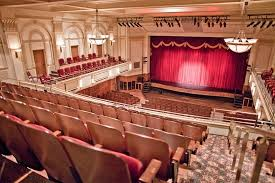 Berglund Performing Arts Theatre Seating Chart Shaftman Performance Hall From Balcony Picture Of