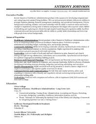 Sample Resume For A Healthcare It Professional Inspirationa Health