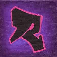 cool letter r letter r cool graphic