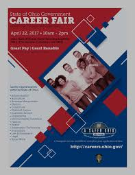 22 17 state of ohio government career fair hrs student 2017 state of ohio government career fair