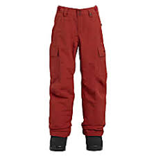 Burton Boys Exile Cargo Pants Bitters Fast And Cheap