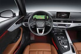 2016 audi a4 interior. Exellent Audi 2016 Audi A4  Interior With Reconfigurable Display Intended Interior I