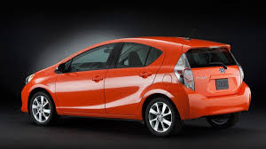 2012 Toyota Prius C review notes: Smallest Prius won't sway us ...