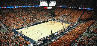 Uva Basketball Seating Chart Virginia Basketball Tickets Vivid Seats