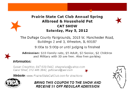 half page flyer may 2012 half page flyer with coupon gif prairie state cat club