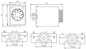 41 impressive timer relay wiring diagram mommynotesblogs timer wiring diagram 8299771 timer relay wiring diagram inspirational time delay relay wiring diagram & tdrsox srxp time delay