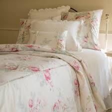French Country Bedding, Quilts & Bedroom Decor & Taylor Linens Shore Rose Cream Bed Collection Adamdwight.com