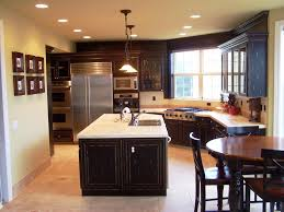 Kitchen Remodeling Idea Kitchen Cool Outdoor Remodelling Kitchen Design With Brick