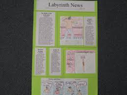 Newspaper Book Report Template Newspaper Book Report