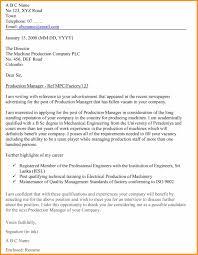 Example Bio Letter El Parga