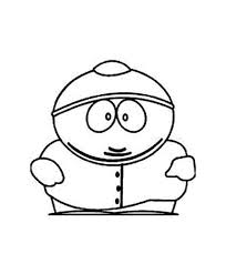 South Park For Children South Park Kids Coloring Pages