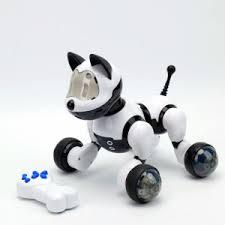 <b>Радиоуправляемая интерактивная собака</b> Youdy (управление ...