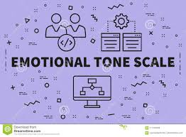 Conceptual Business Illustration With The Words Emotional