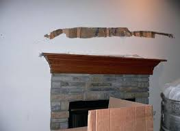 install tv above fireplace hide wires mount brick bove fireplce nd 0e03193b6983d9html