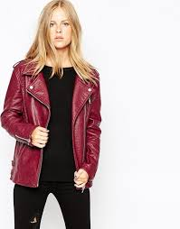 urban code urbancode oversized biker jacket in textured pu