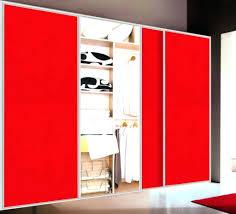 terrific closet doors design closet amp storage red ed sliding closet doors for bedrooms best creative